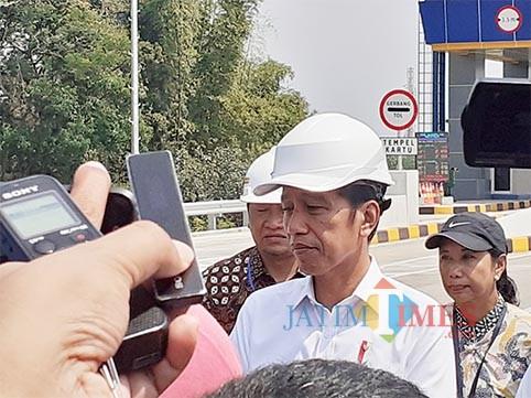 Presiden RI Joko Widodo. (Arifina Cahyanti Firdausi/MalangTIMES)