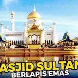 5 Masjid Megah Berlapis Emas di Dunia, Bangun Kubah Saja Sampai Ada Rp 70 Miliar