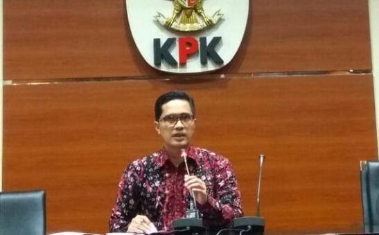 Jubir KPK Febri Diansah / Foto : Istimewa / Tulungagung TIMES