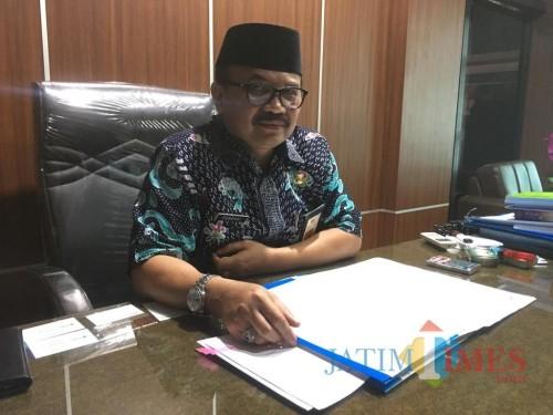 Kepala Bapenda Kabupaten Malang, Dr Purnadi (Dokumen MalangTIMES)