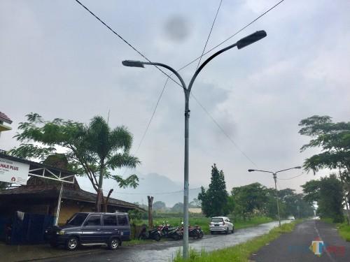 PJU dan PJL Sudah 50 Persen Siap Terangi Pengendara di Kota Batu