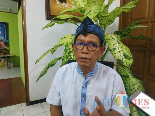 Peraih gelar Pembina Lingkungan dari KLHK, Bambang Irianto (Hendra Saputra)