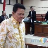 Wali Kota Pasuruan nonaktif, Setiyono.