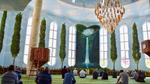 Masjid Hamidiye Camii di Turki. (Foto: istimewa)