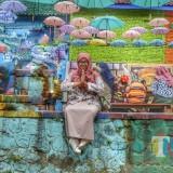 Ilustrasi salah satu kampung tematik di Kota Malang, Kampung Warna - Warni Jodipan (Arifina Cahyanti Firdausi/MalangTIMES)