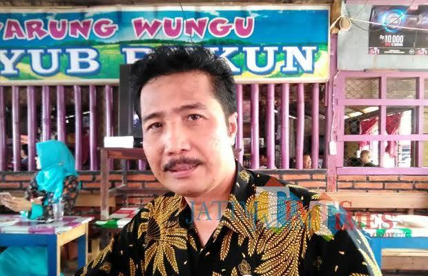 Ketua DPRD Tulungagung Supriyono (Foto:  Joko Pramono/Jatimtimes)