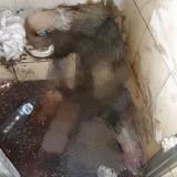 Kondisi korban mutilasi yang ditemukan (ist)