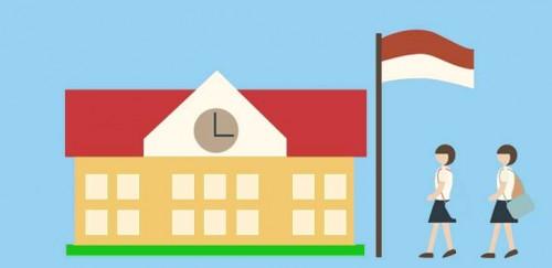 Ilustrasi zonasi pendidikan 2019 (Ist)