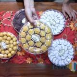 Produksi kue kering Lebaran skala rumah tangga bisa jadi alternatif bisnis di bulan Ramadan. (Foto: Nurlayla Ratri/MalangTIMES)
