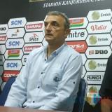 Pelatih Arema FC, Milomir Seslija (Hendra Saputra)