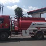 Tempatkan SPBU Modular di Tol Malang-Pandaan, Pertamina Pasok BBM 8.000 Liter