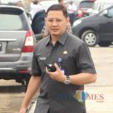 Kepala Biro Humas dan Protokol Provinsi Jatim, Aries Agung Paewai