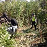 Oleng, Mobil Hantam Motor, Dua Orang Meninggal