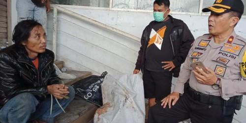 Terduga pelaku mutilasi di Pasar Besar Kota Malang, (Foto: Istimewa)