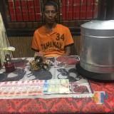 Nekad Bandari Judi Dadu di Bulan Puasa, Pria Asal Selopuro Diringkus Polisi