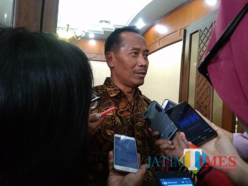 Rektor UMM Dr Fauzan MPd. (Doc. MalangTIMES)
