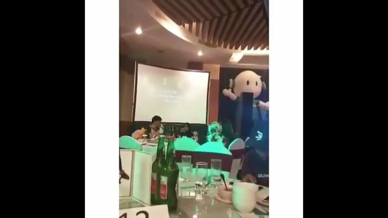 Screenshot Video Buka bersama OPPO