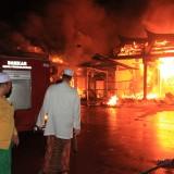 Klenteng Tri Dharma Sumber Naga Probolinggo Ludes Dilalap si Jago Merah