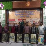 Diskusi bedah kunjungan Hayam Wuruk di Blitar sukses digelar di Keboen Kopi Karanganjar