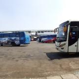 Ilustrasi bus yang biasa digunakan pemudik di Terminal Arjosari, Kota Malang (Arifina Cahyanti Firdausi/MalangTIMES)