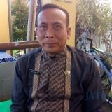 Kasi Pengelolaan dan Pemrosesan Sampah DLH Pemkab Blitar Eko Harnanto.(Foto : Aunur Rofiq/BlitarTIMES)