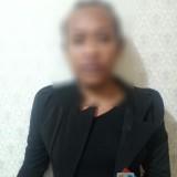 Tersangka kasus prostitusi online Ismail alias Madam.