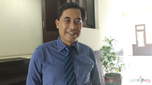 Direktur Utama PDAM Kota Malang M. Nor Muhlas  (Pipit Anggraeni/MalangTIMES).