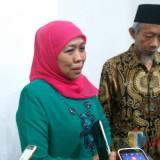 Tanggapi People Power 22 Mei, Khofifah Minta Masyarakat Jaga Konstitusi
