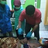 Jasad korban Sunardi dipastikan tewas setelah terseret ombak besar