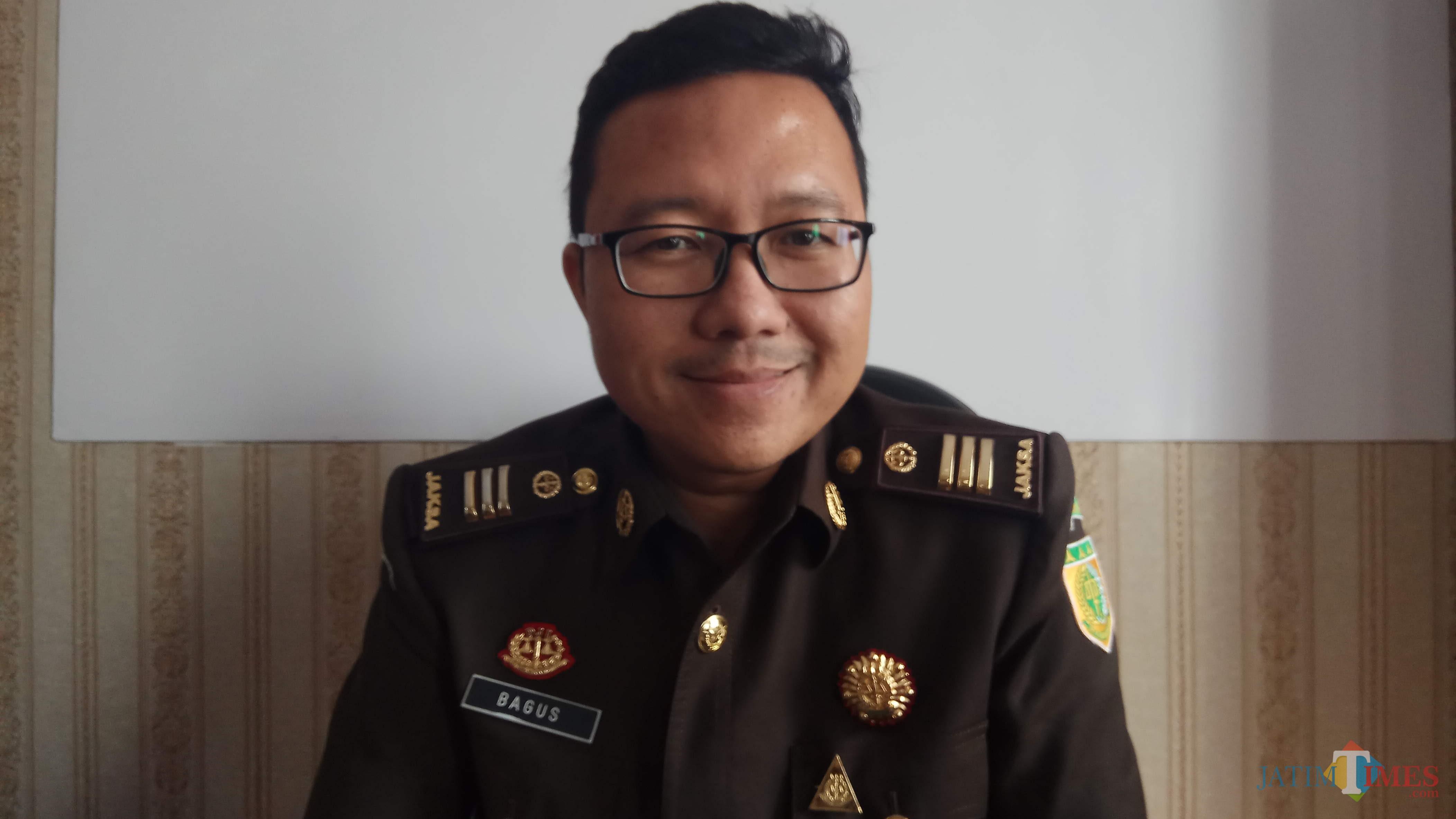 Kasi Intelijen Kejaksaan Negeri Banyuwangi Bagus Nurjakfar Adi Saputro
