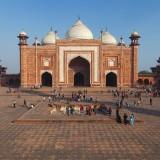 Masjid Jawab yang menjadi kembarannya Taj Mahal (Foto: Istimewa)