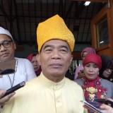 Mendikbud Muhadjir Effendy saat ditemui di SMPN 1 Malang. (Foto: Imarotul Izzah/MalangTIMES)