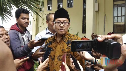 Wali Kota Malang Sutiaji (Dok. MalangTIMES)