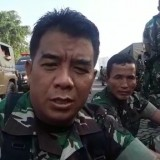 Video capture prajurit TNI (Foto: Istimewa)