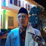 Ketua MUI Kota Malang, Baidlowi Muslich (Arifina Cahyanti Firdausi/ MalangTIMES)
