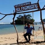 Pantai Balekambang menjadi salah satu yang masuk dalam 10 Top Destinasi Wisata Kemenpar RI. (Disparbud)