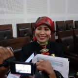 Kepala Dinas Pendidikan Kota Malang Zubaedah (Arifina Cahyati Firdausi/MalangTIMES)