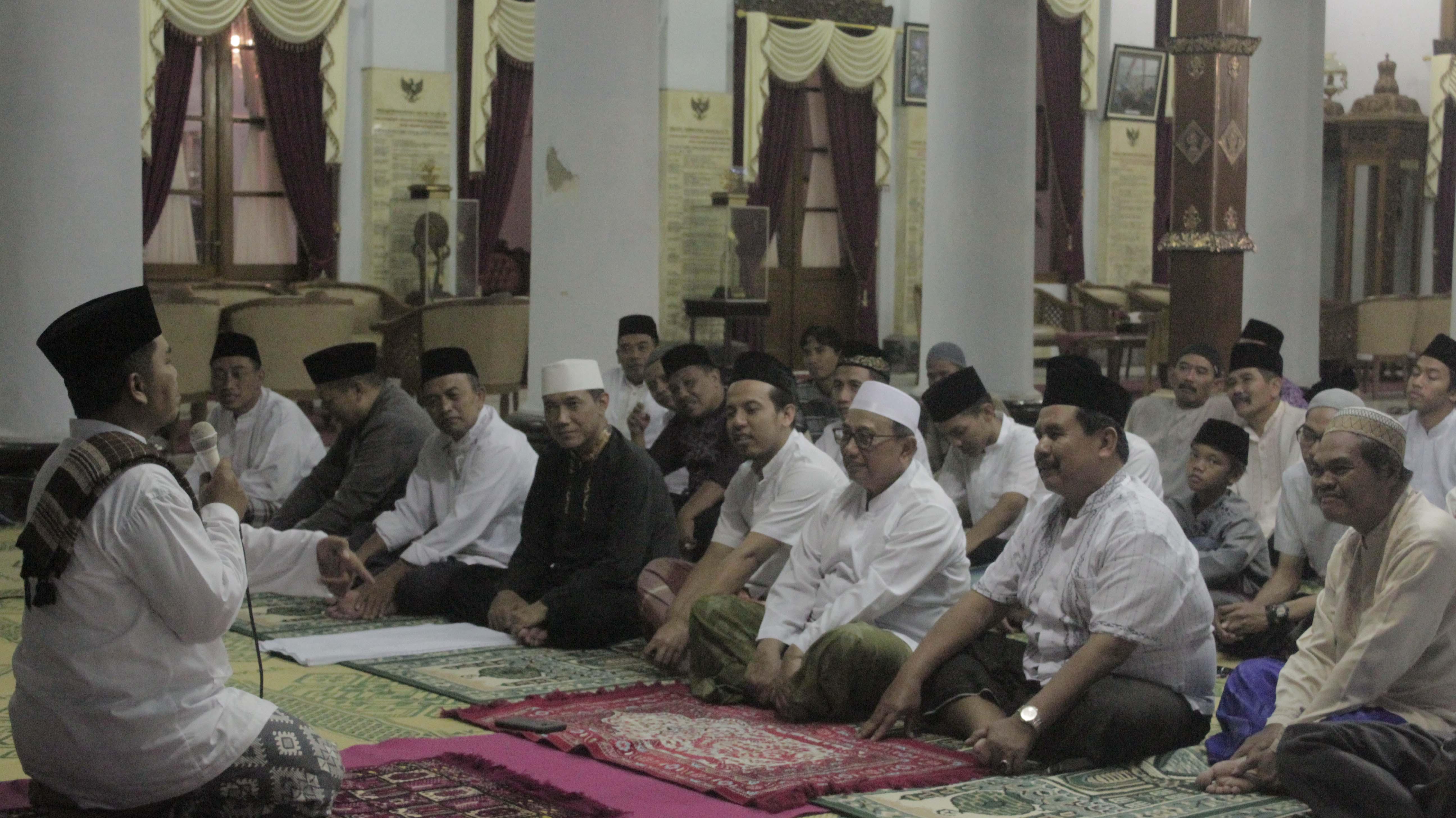 Safari Ramadan digelar Pemkab Blitar di Pendopo RHN.(Foto : Aunur Rofiq/BlitarTIMES)