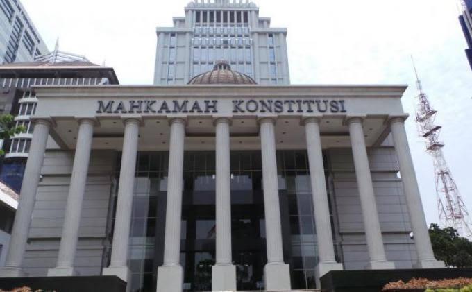 Di gedung ini, MK akan memutuskan sengketa pilpres yang diajukan pasangan calon. (Ist)