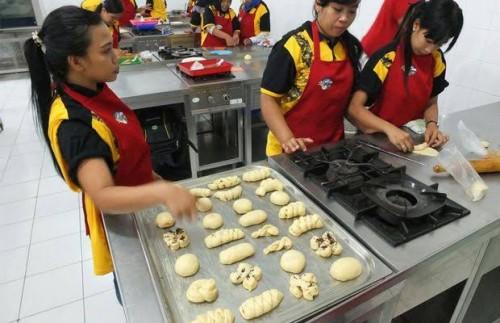 Pelatihan yang digelar Dinsos Kota Malang. (Doc MalangTIMES)