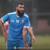 Striker asing Arema FC, Sylvano Comvalius (official Arema FC)