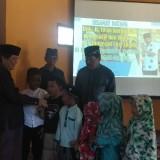 Suasana meriah Safari Pekan Islami XIII PT ACA di Pondok Pesantren Nusantara, Kecamatan Gedangan, Kabupaten Malang. (Foto: Nurlayla Ratri/MalangTIMES)