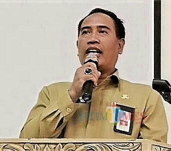 Kepala Dinas Pendidikan Kabupaten Malang Minta Ini Kepada 579 CPNS Guru