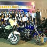 Komunitas HDCI Chapter Malang saat menggelar bakti sosial di bulan Ramadan. (Foto: Istimewa)