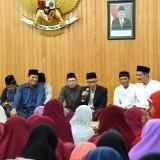 Walikota Kediri Gelar Bukber Bersama Ulama dan Umaro Sekota Kediri. Foto: (Istimewa)