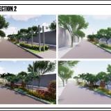 Dipercantik, Pemkot Malang Bakal Revitalisasi Taman Jalan Borobudur