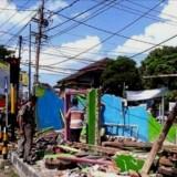 Demi Adipura Kencana, Pemkab Malang Bongkar Bangunan Permanen Tepi Sungai