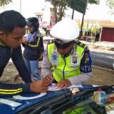 Wow, Awal Tahun, 7.135 Kendaraan Ditilang Polres Malang