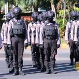 Polres Batu Siapkan 485 Personel Amankan Lebaran