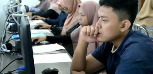 Suasana UM PTKIN di UIN Malang. (Foto istimewa, Gema UIN Malang)